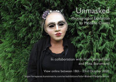 Unmasked Ex invite